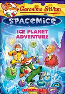 Geronimo Stilton Spacemice: Ice Planet Adventure