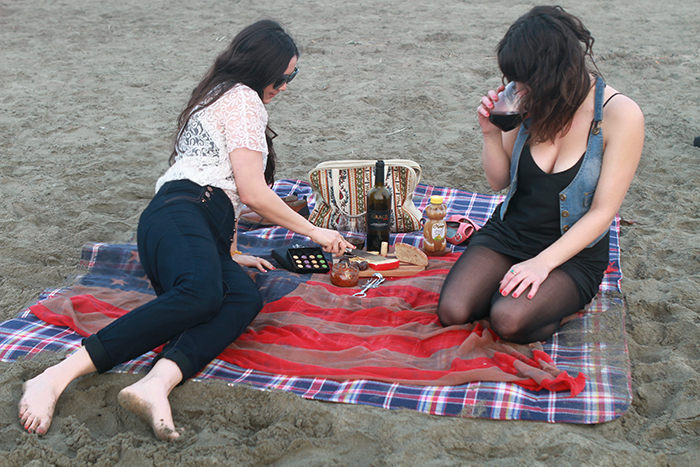 sf beach picnic