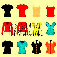 2013 Essential Top Sew-A-Long