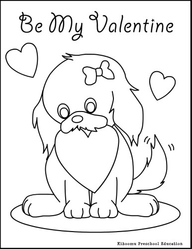 spongebob valentine day coloring pages - photo#28