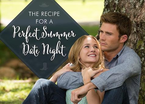 Summer date night idea