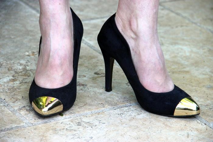בלוג אופנה Vered'Style מתרגלת שגרה