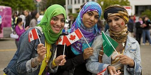 Sepertiga Warga Kanada tak Setuju Pejabat Pakai Simbol Agama
