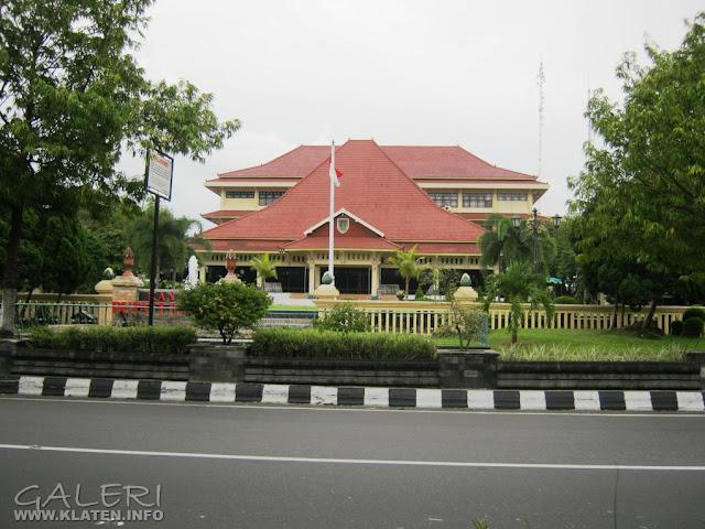 Kantor Pemerintahan Daerah Kab. Klaten