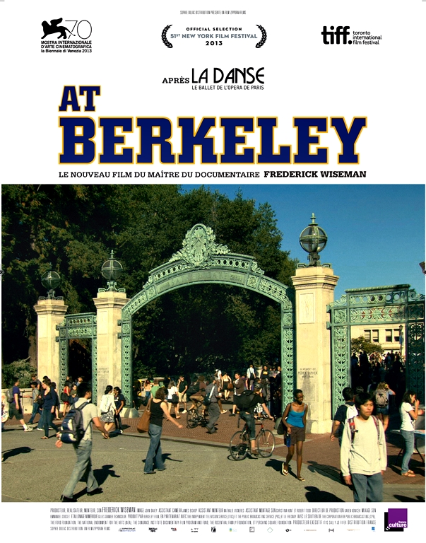At Berkeley póster