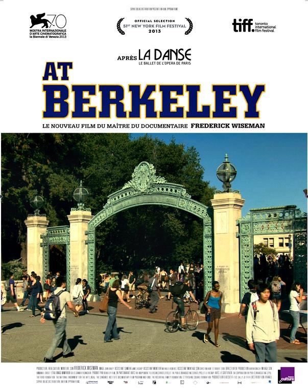 At Berkeley póster