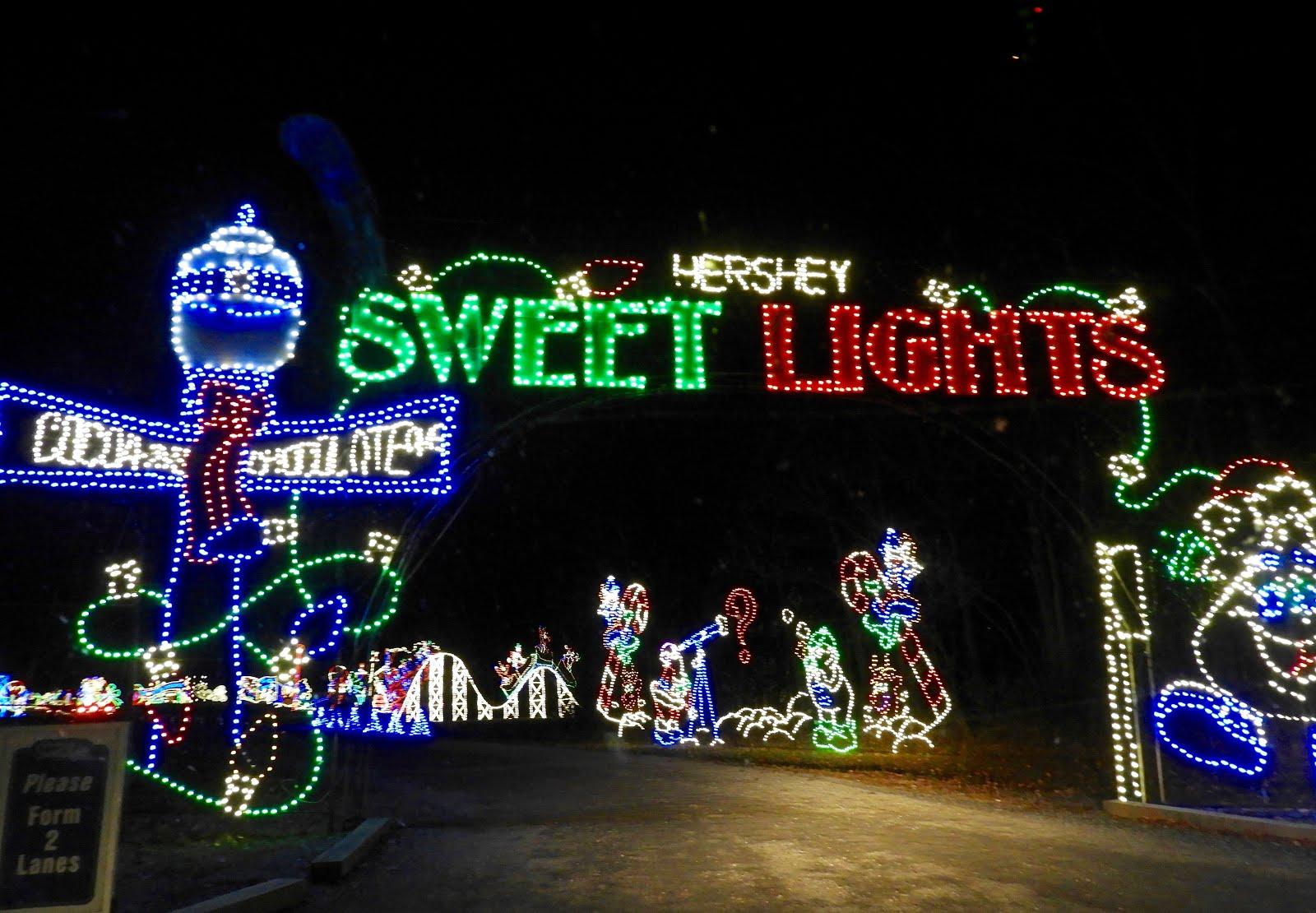 hershey sweet lights - Hershey Christmas Lights
