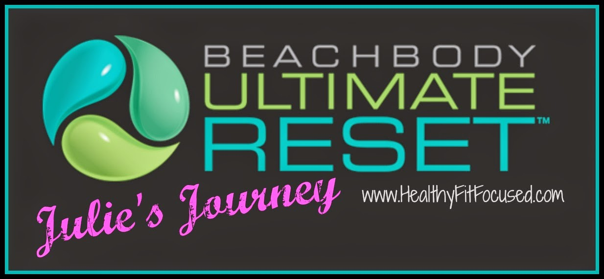 Ultimate Reset, Julie's Journey through the Ultimate Reset