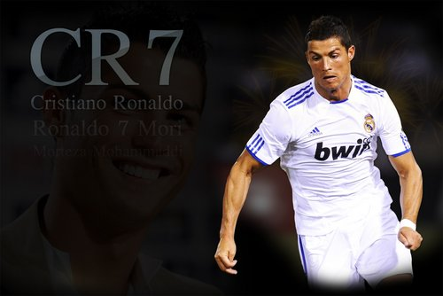 Cristiano Ronaldo Real Madrid 2011 Wallpaper