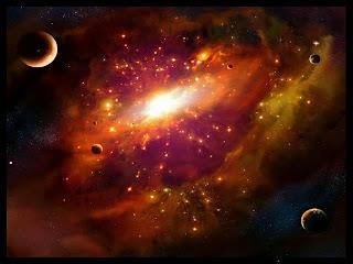 universe, the divine