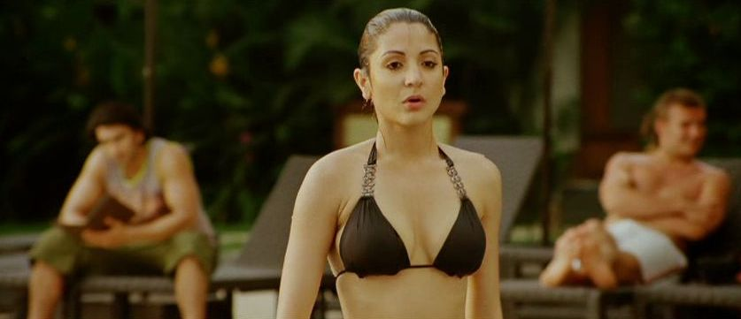 Anushka Sharma In Bikini