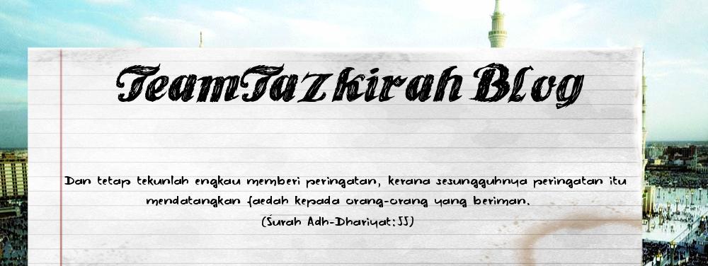 Team Tazkirah