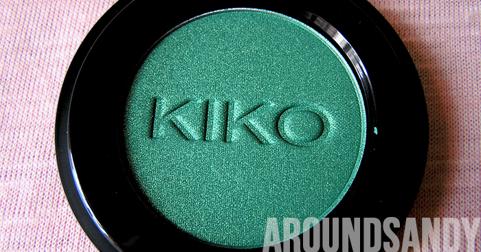 sombra kiko 110 eyeshadow swatches