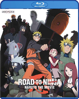 Naruto the Movie: Road to Ninja (2012) BDRip 720p Subtitulos Español