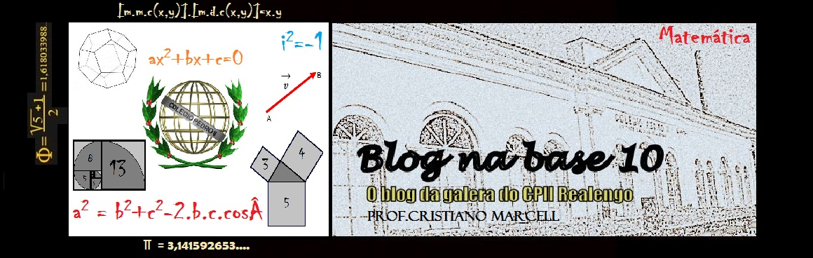 Blog na base dez