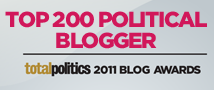 2011 Total Politics Blog Awards