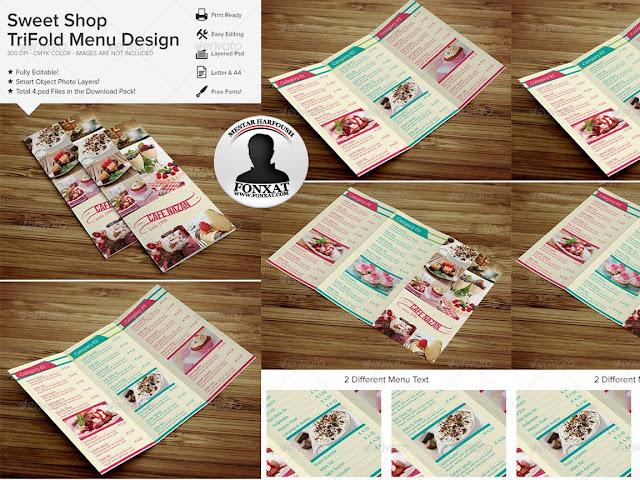 Design a menu No. 29