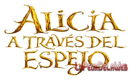 Alicia a Través del Espejo 720p Latino (2016) [MG - SF - UB]