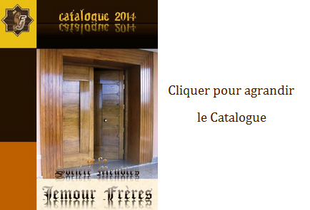 Catalogue des portes en bois noble soci t meubles for Inter meuble tunisie catalogue 2014