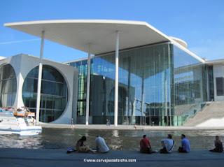 Conhecendo o Reichstag