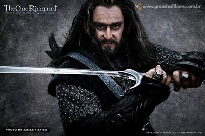 O Hobbit - Thorin Escudo-de-Carvalho