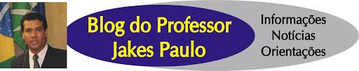 Blog do Professor Jakes Paulo