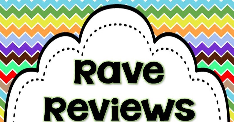 Rave Reviews & Sight Word Freebie