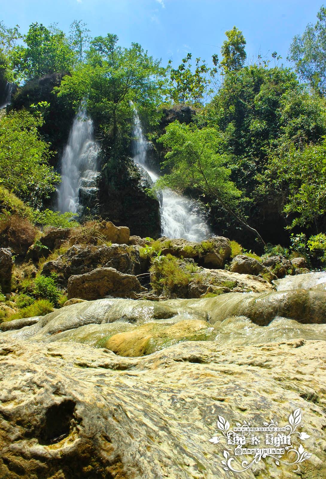 sri Gethuk Waterfall segar