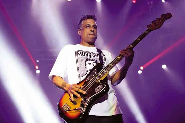 News deftones bassist we found a different way to for Sergio vega