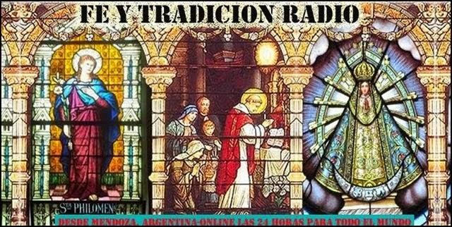 Radio Fe Y Tradición - Mendoza