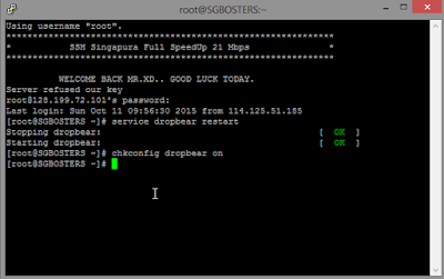 Tutorial Lengkap Membuat Banner SSH atau Shell secure Dropbear di VPS Centos, Cara Membuat Banner SSH pada Dropbear, Tutorial Lengkap Membuat Banner SSH Dropbear di VPS CentOS