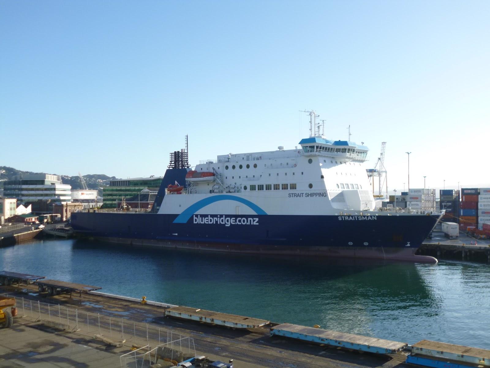 Nueva zelanda cruce entre islas datos tiles viajes for Cuarto de zanty ferry