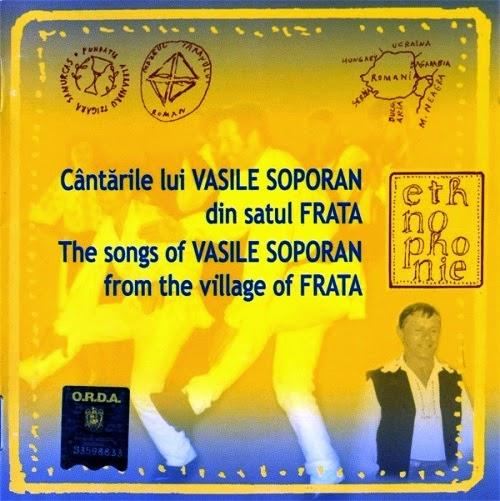 Cântările lui Vasile Soporan