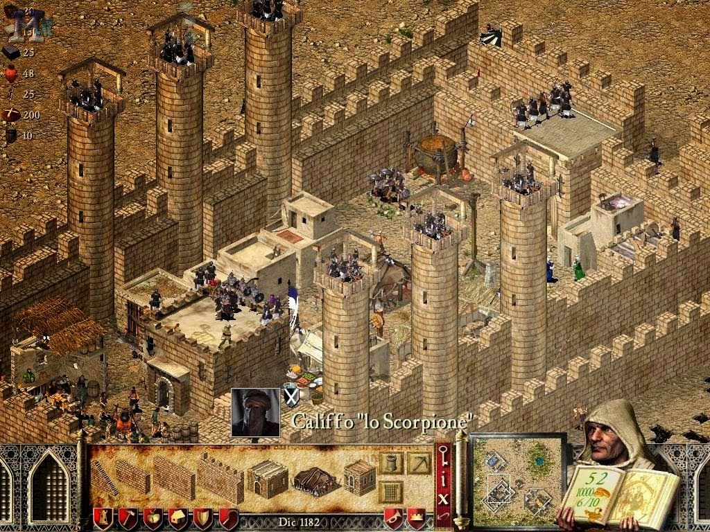 Stronghold Crusader Free Download | FreeGamesDL