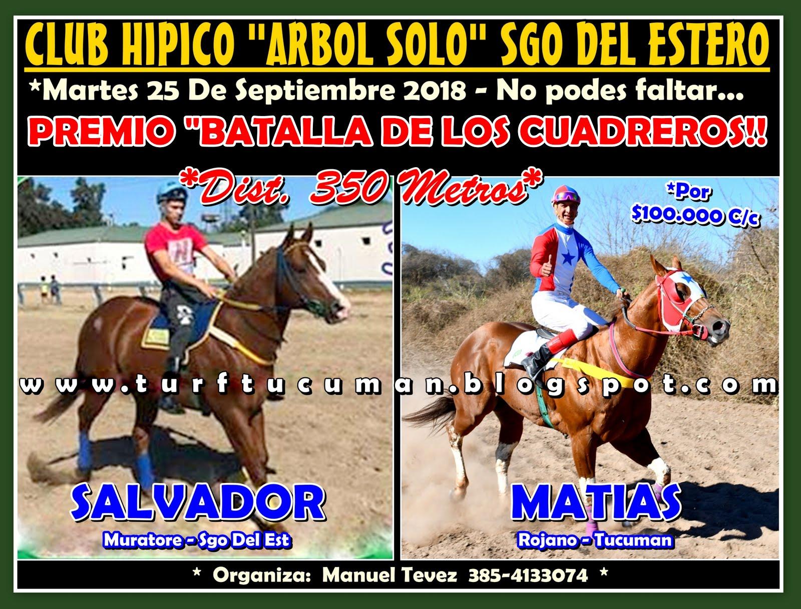 SALVADOR VS MATIAS