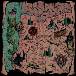 Witch Mountain - South Of Salem