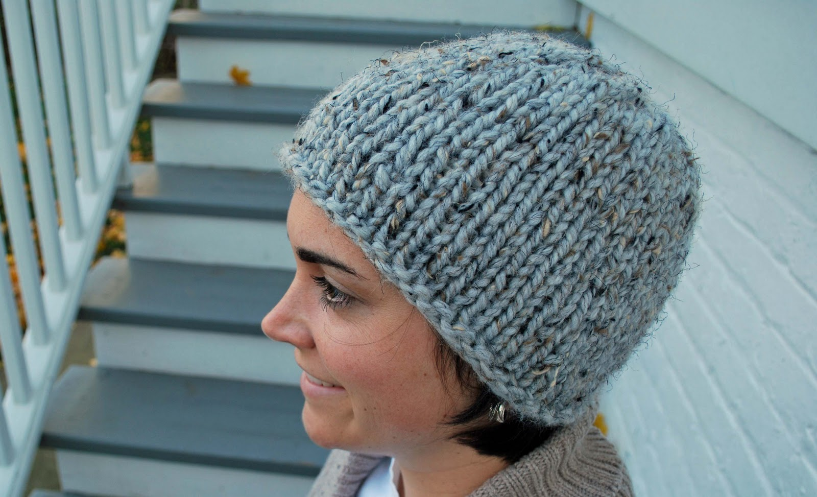 Baby Knitted Hat Patterns On Circular Needles : How To Knit A Hat With Circular Needles
