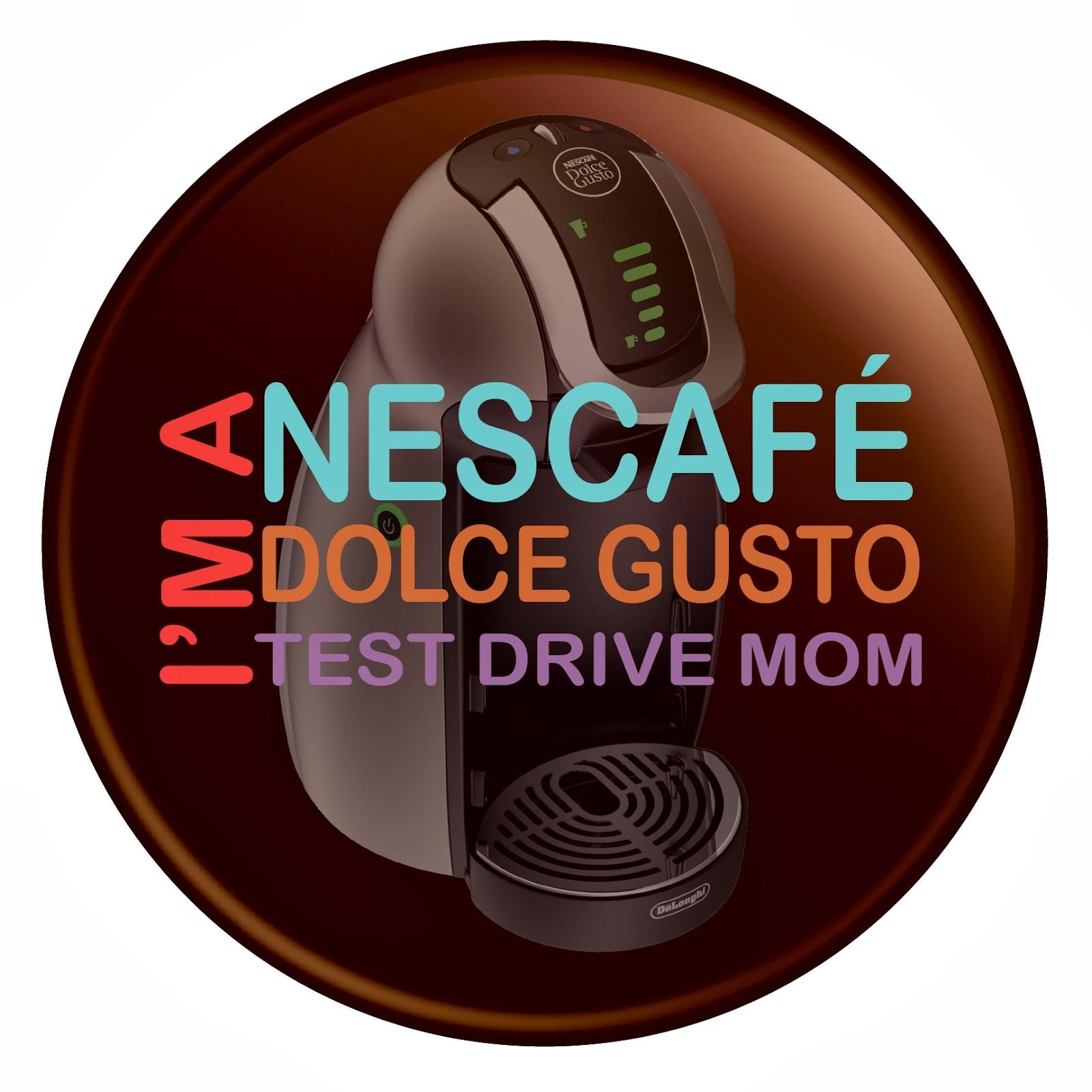 Nescafe Dolce test drive mom