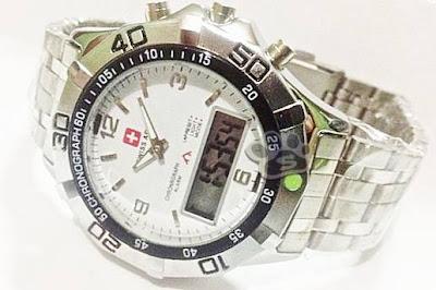 Jam Tangan Pria | Jam Tangan Dual Time | Jam Tangan Grosir