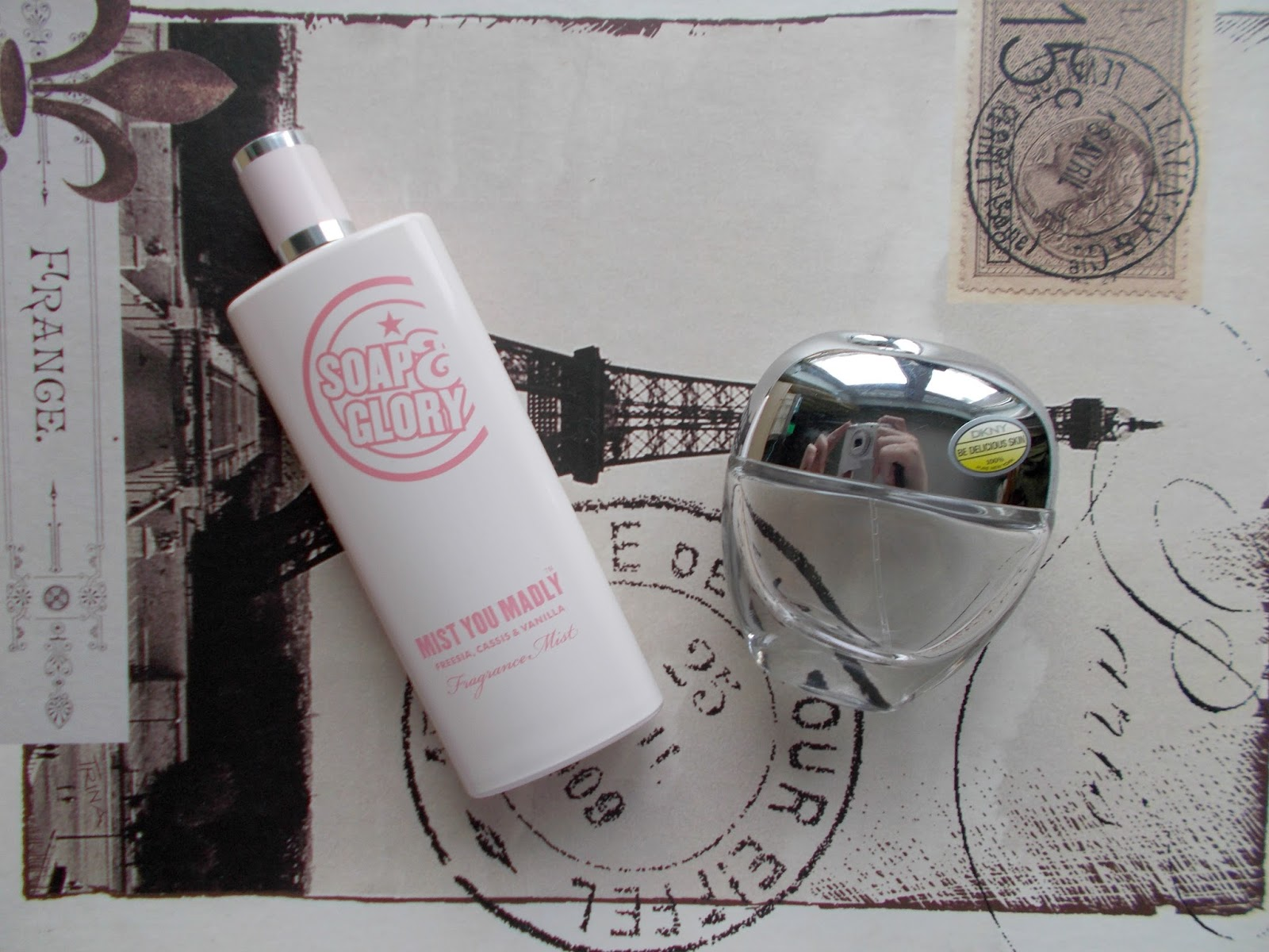 product empties soap and glory fragrance mist you madly dkny be delicious skin hydrating review