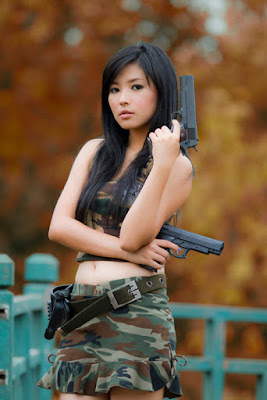Tentara Wanita Indonesia
