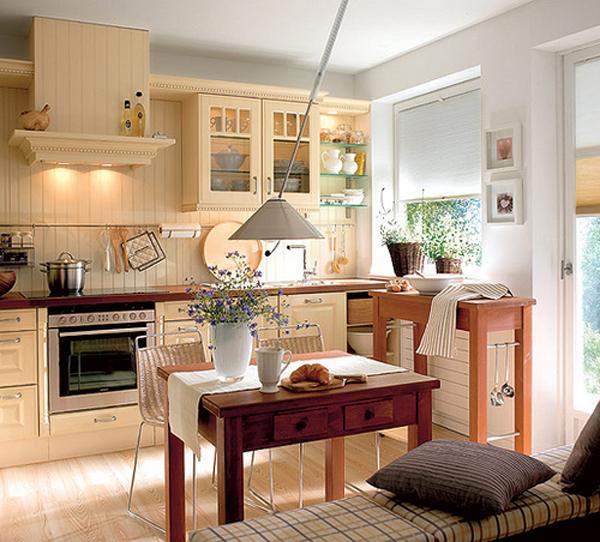 Small And Cozy Kitchen Ideias De Fim De Semana