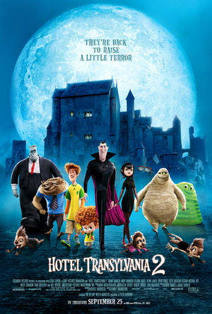 Hotel Transylvania 2 (2015) Poster