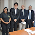 Sindasp-RN se reúne com o governador Robinson Faria