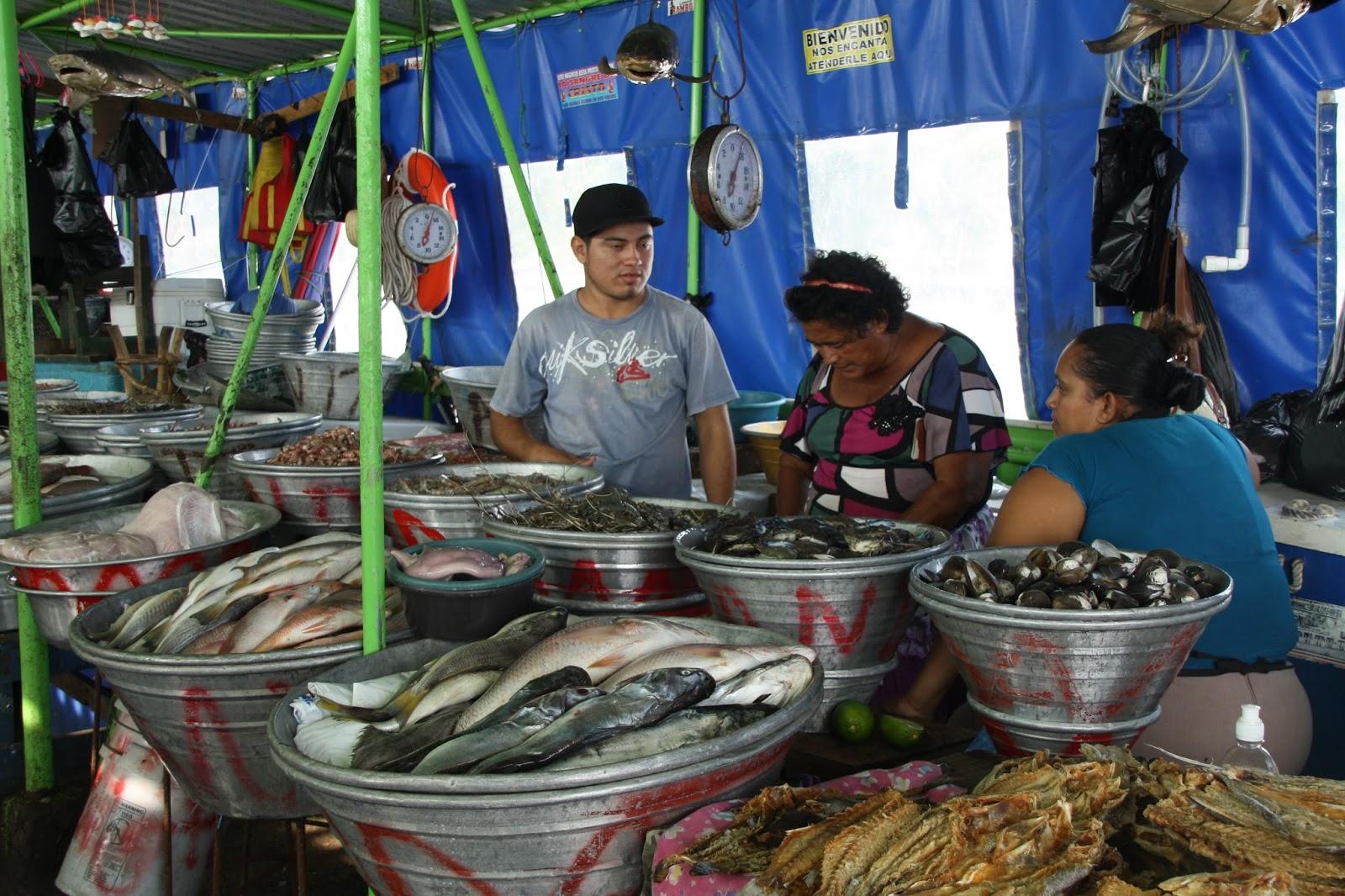 Vismarkt El Salvador