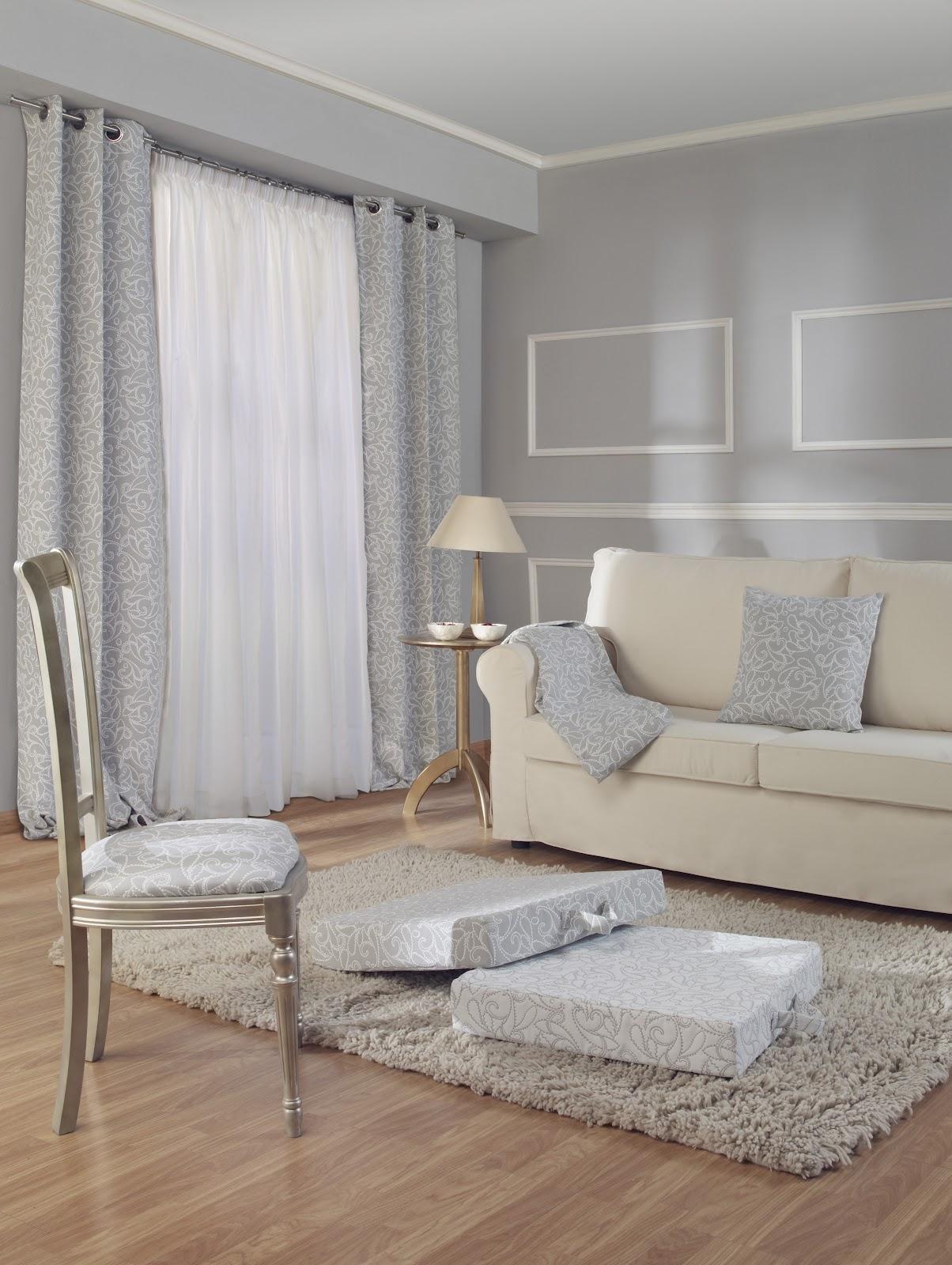 Cortinas con ollaos for Ollaos para cortinas