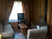 cabaña 1 interior