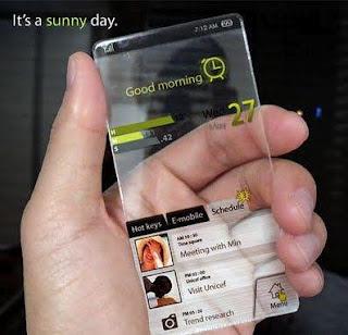 Handphone Tembus Pandang Terbaru