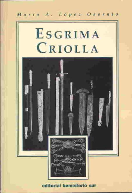 Esgrima Criolla