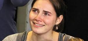 Amanda Knox ritorna a parlare: ''Quei giorni difficili dietro le sbarre''